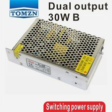 30W Dual output 5V 24V Switching power supply