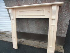 Glenwood wooden fire place / surround new  BESPOKE sizes  solid pine