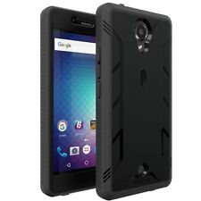 POETIC Shock Absorption & Dust Resistant Protective Case for BLU R1 HD Black