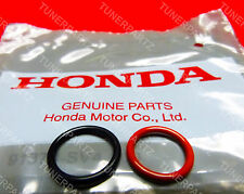 NEW OEM ACURA HONDA Power Steering Pump Inlet & Outlet O-Ring Seals 2 pc KIT