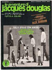 fotoromanzo LE AVVENTURE DI JACQUES DOUGLAS ANNO 1979 NUMERO 171 GASPARRI ROC