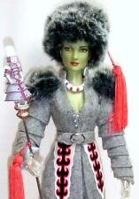 """The Wicked Witch of the West WINKIE BUSINESS Wizard of Oz 16"""" Doll Tonner 2007"""