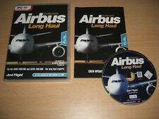 AIRBUS COLLECTION - LONG HAUL Pc  Add-On Flight Simulator Sim 2004 X FS2004 FSX