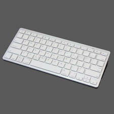 Ultra Slim Aluminum Wireless Bluetooth Keyboard Gift For IOS iPad 2/3/4/Air PC