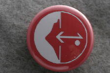 "PFLP Popular Front Liberation Palestine Communist PLO 1"" Button Badge Pin"