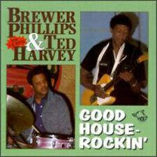 Brewer Phillips / Ted Harvey - Good House-Rockin' [New CD]