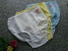 60s/70s Vintage Retro Nylon Lace Front Knickers (Panties/Sissy/Big Pants) WMS