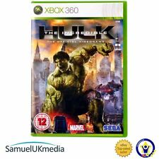 The Incredible Hulk (Xbox 360) **IN A BRAND NEW CASE!**