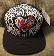 METAL MULISHA KICKSTART SNAPBACK SAMPLE CAP HAT *NEW*