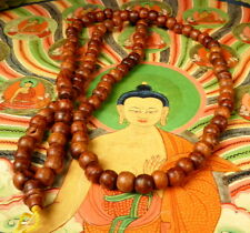 Tibetan Buddhist Monk Blessed prayer bead MALA Empowered POSITIVE ENERGY