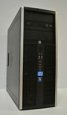 HP Elite 8100 CMT Intel i5 a 3,33 GHz 8GB DDR3 500GB WIN 7 PRO WIFI COMPUTER TOWER