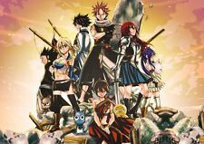 Fairy Tail A3 Poster A249