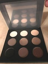 MAKE UP FOR EVER ARTIST SHADOWS #1 ~ 9 COLOR EYESHADOW PALETTE