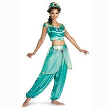 JASMINE from Aladdin Adult Deluxe Disney Costume Size: 8-10 | Disguise 50505B