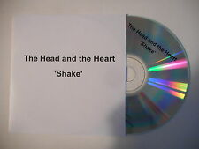 THE HEAD AND THE HEART : SHAKE [ CD SINGLE PORT GRATUIT ]