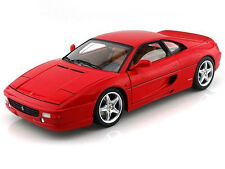 HOTWHEELS FERRARI F355 BERLINETTA ELITE EDITION ROSSO (RED) 1:18*Back in Stock!