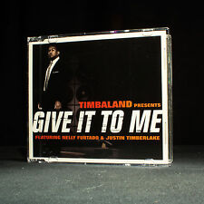 Timbaland - Give It To Me - Justin Timberlake And Nelly Furtado - music cd EP