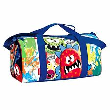 Monster Travel Bag Sports Gym Holiday Kids School Bag Boys Girls OFFICIAL