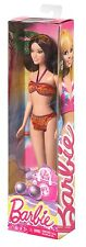 BARBIE DOLL BIG EYES MATTEL RAQUELLE 2014 FASHION Beach