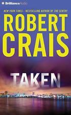 Elvis Cole/Joe Pike: Taken 15 by Robert Crais (2015, CD, Abridged)