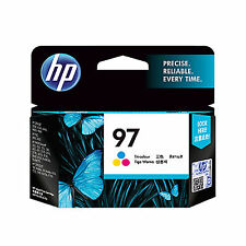 Genuine New In Retail Box HP 97 Tricolor Ink C9363WN PhotoSmart 7410 8758 8450