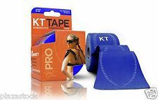 KT Tape Pro Kinesiology Elastic Sports Tape - Support - Sonic Blue