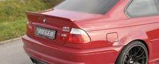 Rieger Heckklappenspoiler Heckspoiler Spoiler für BMW E46 / NEU / RIEGER-Tuning