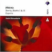 Albeniz : Iberia Books 1, 2 & NEW & SEALED