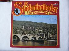 16 STUDENTS SONGS FROM GERMAN LAND - VINYL
