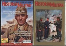 █ Revista Espanola de HISTORIA MILITAR n°36 - Junio 2003 NEUF sous blister █