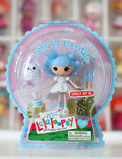 Lalaloopsy Mini Doll Ivory Ice Crystals Christmas Holiday Target Exclusive