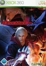 Xbox 360 DEVIL MAY CRY 4 * DEUTSCH TopZustand