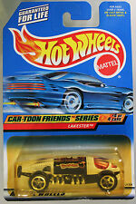 Hot Wheels 1:64 Scale 1998 Car-toon Friends Series LAKESTER