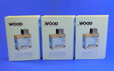 DSQUARED SHE WOOD CRSYTAL CREEK WOOD 3 X 1,5 ML EAU DE PARFUM