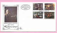 SOUTH AFRICA 1985 FDC - PAINTINGS BY FRANS DAVID OERDER - Shs PRETORIA