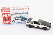 NEW Takara Tomy Dream Tomica #145 Initial D AE86 Trueno Diecast Toy Car