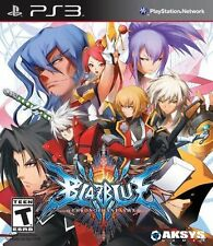 PlayStation 3 BlazBlue: Chrono Phantasma - Playstation VideoGames