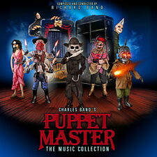 Puppet Master - Original Themes - Limited 1000 - Black Vinyl - Richard Band