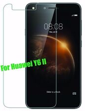 Real Genuine tempered glass screen protector film for Huawei Y6 II (5.5inch)