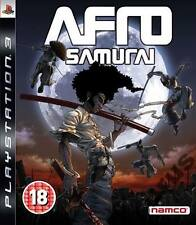 Afro Samurai ~ PS3 (in Great Condition)