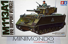 KIT M113A1 FIRE SUPPORT VEHICLE 1/35 TAMIYA 35107