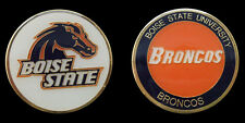 BOISE STATE COLLEGIATE COLLEGE COLLECTIBLE CHALLENGE COIN NEW