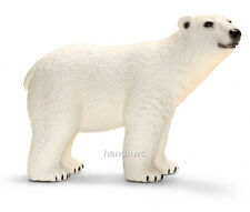 Schleich 14659 Polar Bear Wild Animal Model Toy Figurine - NIP
