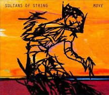CD: SULTANS OF STRING Move NM Digipak