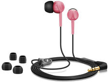 Sennheiser CX 215 Pink In-Ear Earphones Iconic Sound