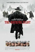 POSTER THE HATEFUL EIGHT 8 QUENTIN TARANTINO SAMUEL L. JACKSON KURT RUSSELL #16