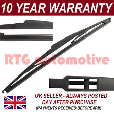 "REAR WINDSCREEN WIPER BLADE DIRECT FIT FITS HYUNDAI SANTA FE 06- 14"" 350MM NEW"