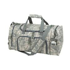 "21"" ACU Duffle Bag Digital Camouflage Duffel Bag Trave Bag Gym Bag Sports Bag"