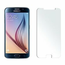 Tempered Glass Screen Protector Cover Film Foil Saver For Samsung Galaxy S6