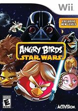 Angry Birds: Star Wars [Nintendo Wii, NTSC, Video Game, Activision] Brand NEW